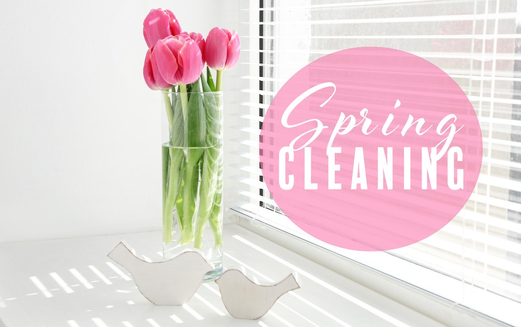Spring Cleaning Naturally